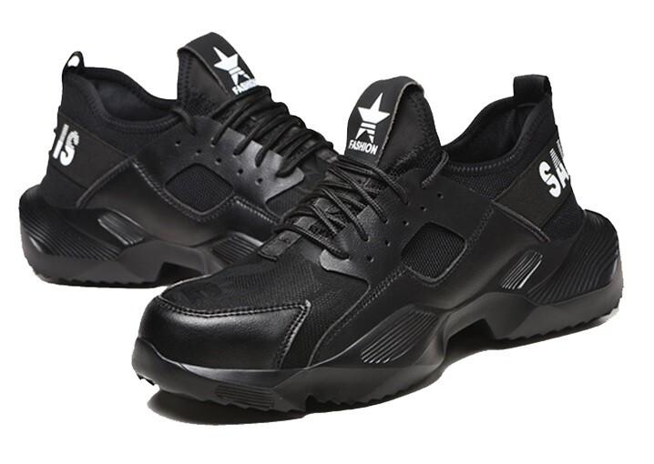 Light steel toe/ Safety Shoes / Unisex/ Work shoes / Sport / Cap d'acier/ Travail