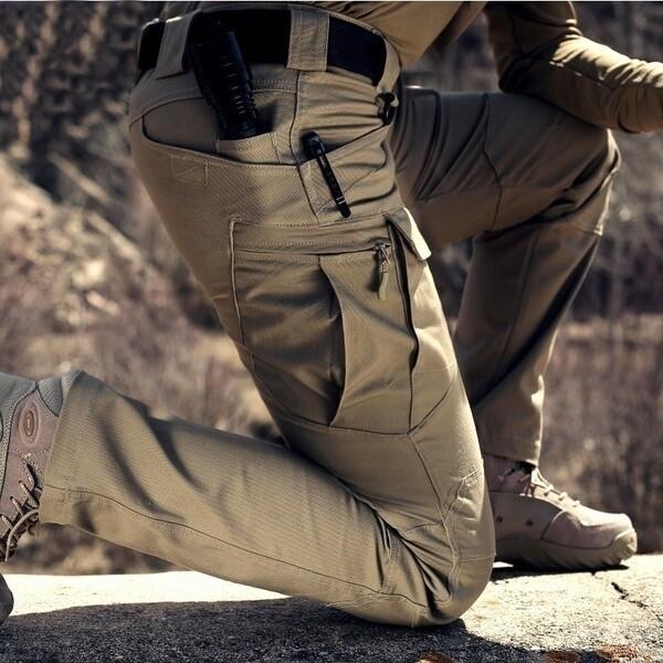 Tactical Army Pants SWAT /Pantalon/Trousers Combat / Multi-Pockets / Training Pants / Men's Cargo Pants