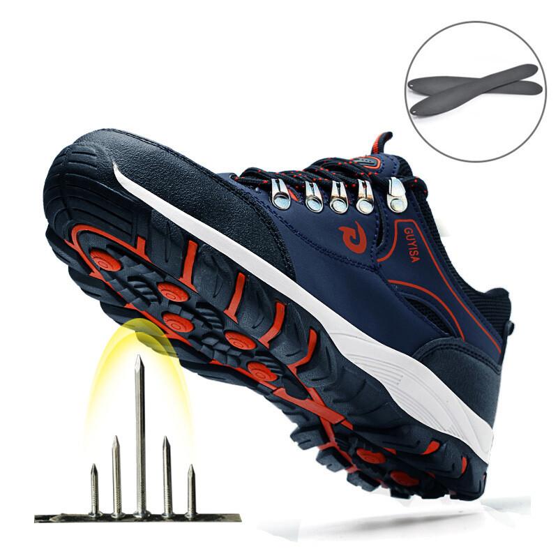 Safety Shoes/Men/Steel Toe/Work/Sneakers/anti-puncture/Chaussures de sécurité / Hommes / Steel Toe / Work / Sneakers / anti-crevaison
