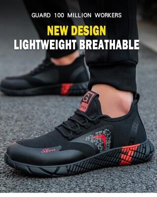 Safety Shoes/Men/Steel Toe/Work/Sneakers/anti-puncture/Chaussures de sécurité / Hommes / Steel Toe / Work / Sneakers / anti-crevaison/ANTI-SMASH