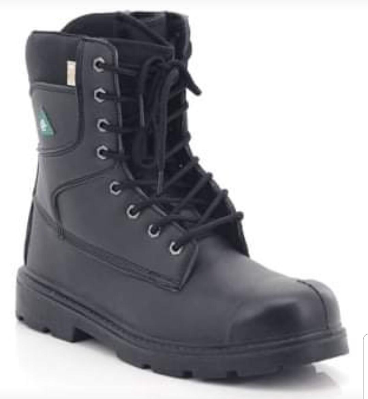 Botte de Securite/CSA/Logo vert/Cap D'acier/ safety boot/ metal toe/Oil Resistant