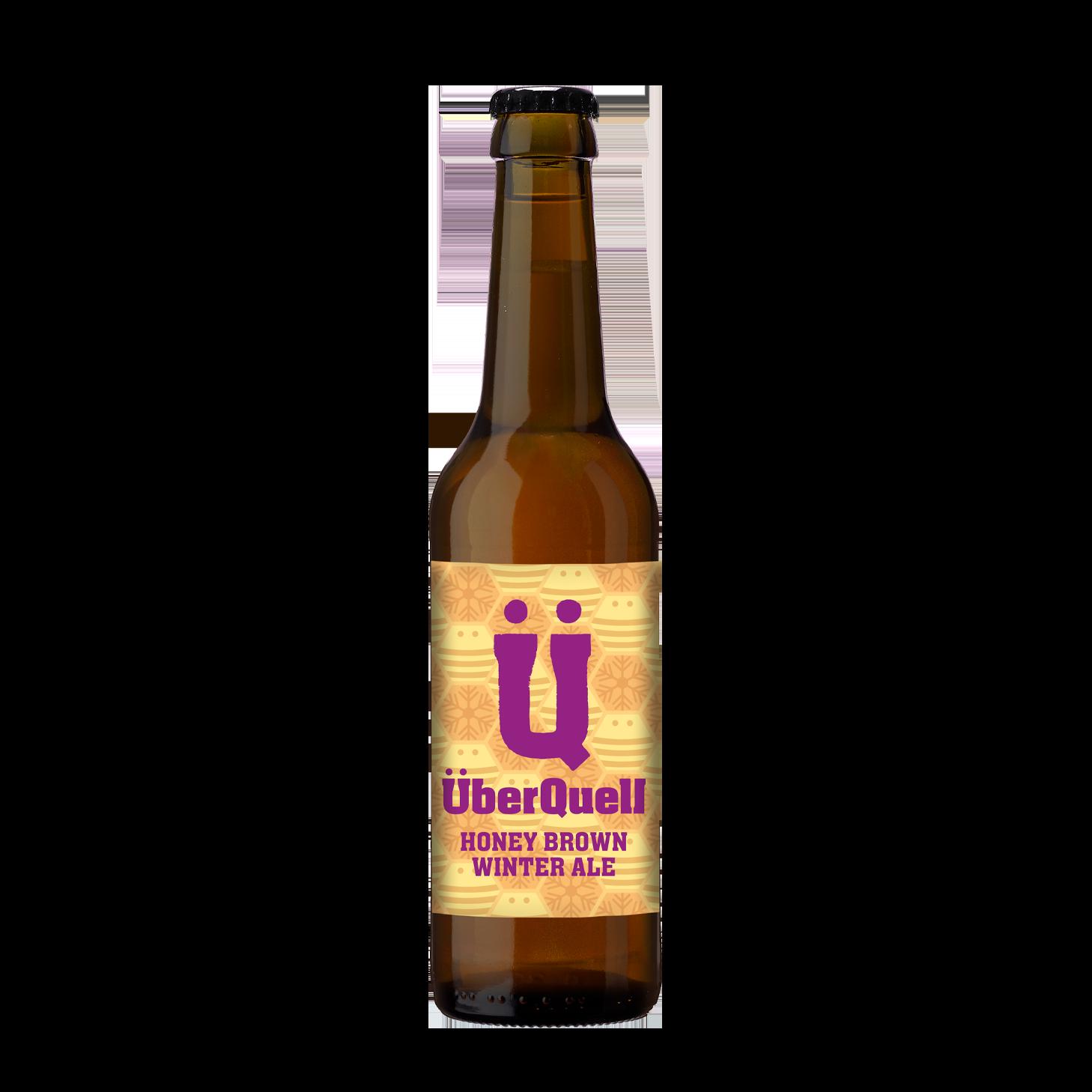 Honey Brown Winter Ale