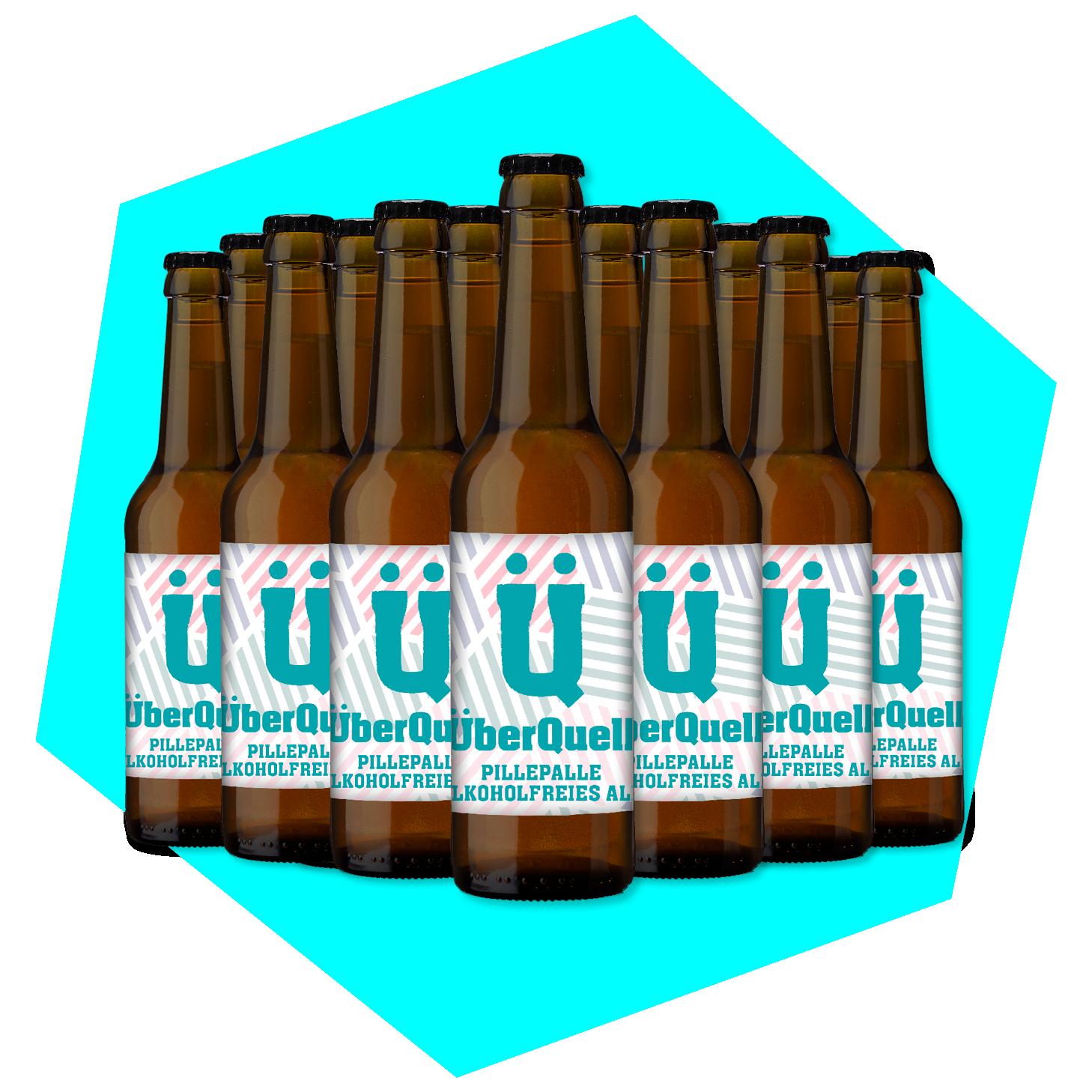 Pillepalle Alkoholfreies Pale Ale (18er Box)