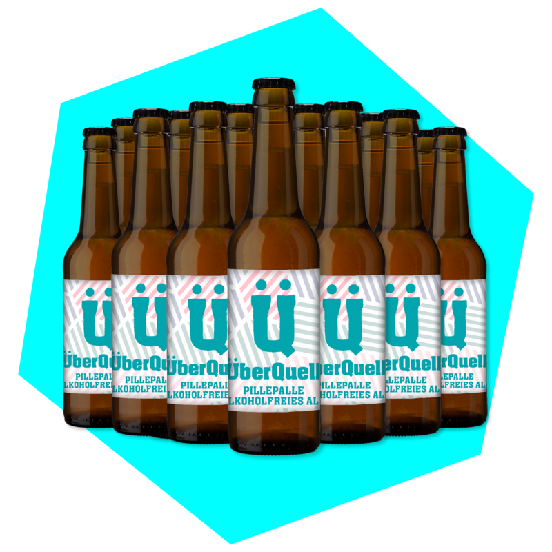 Pillepalle Alkoholfreies Pale Ale (18er Box)