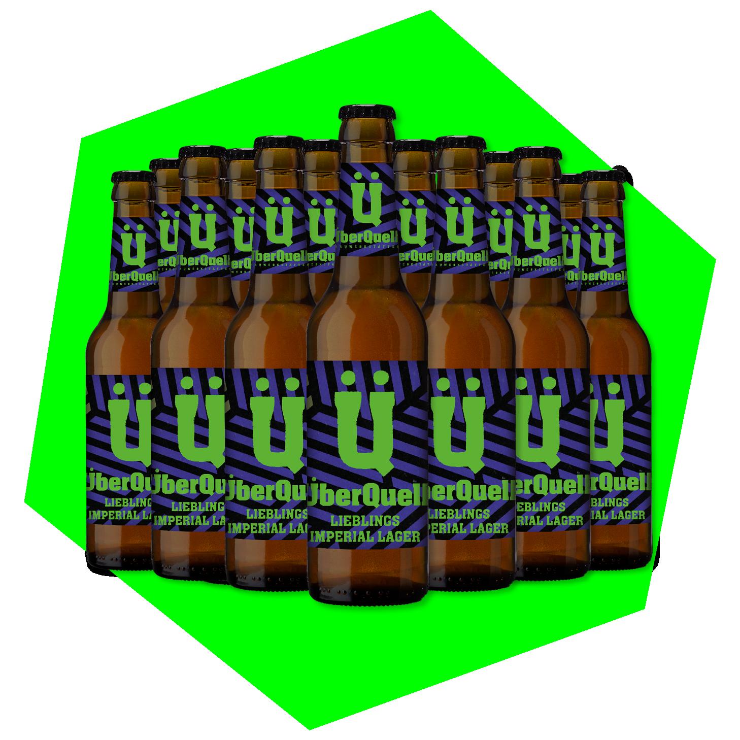 Imperial Lieblings Lager (18er Box)