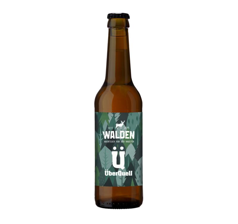 WALDEN Forest Lager