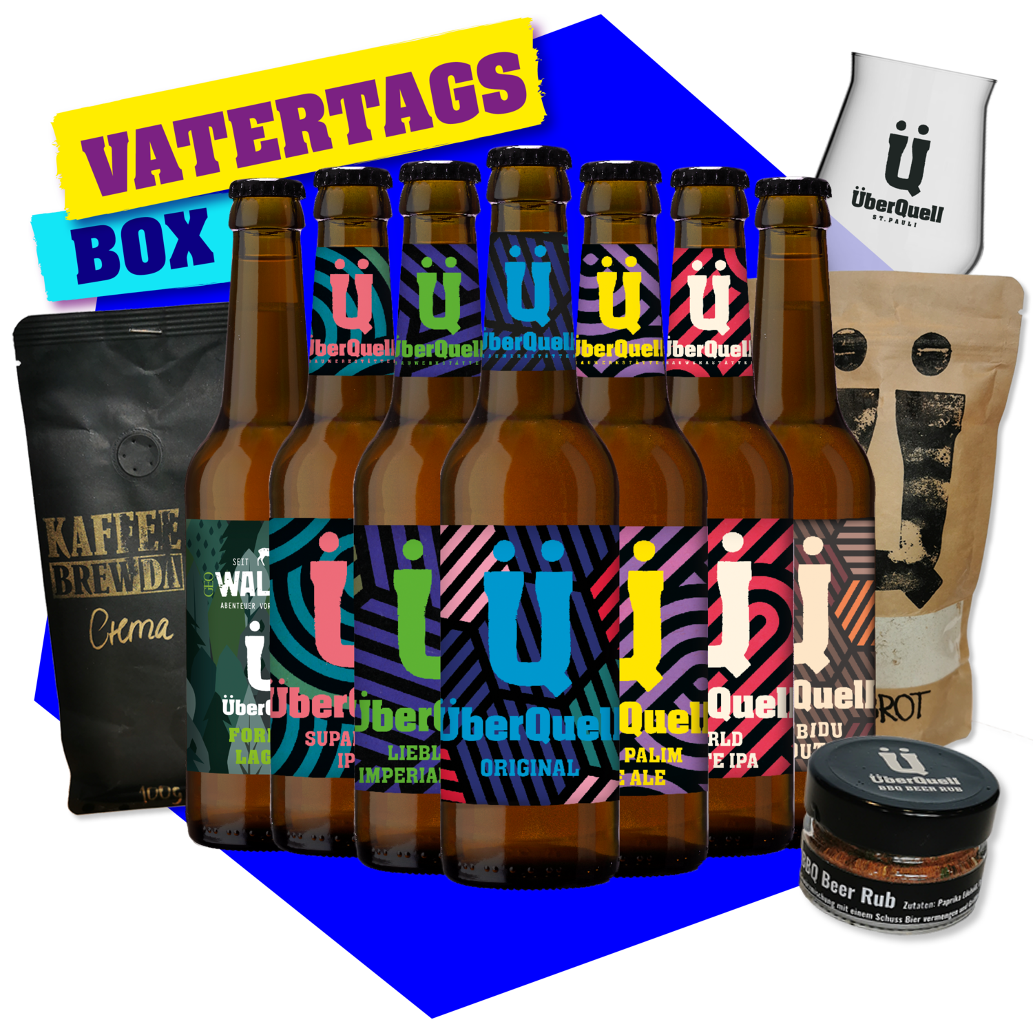 Vatertags-Box Deluxe