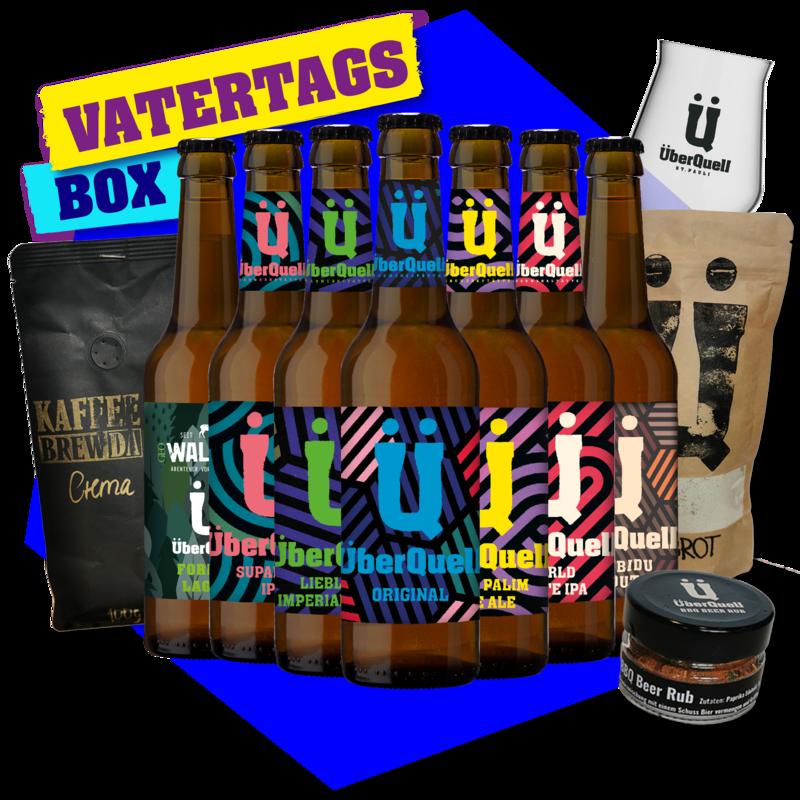 Vatertags-Box Deluxe