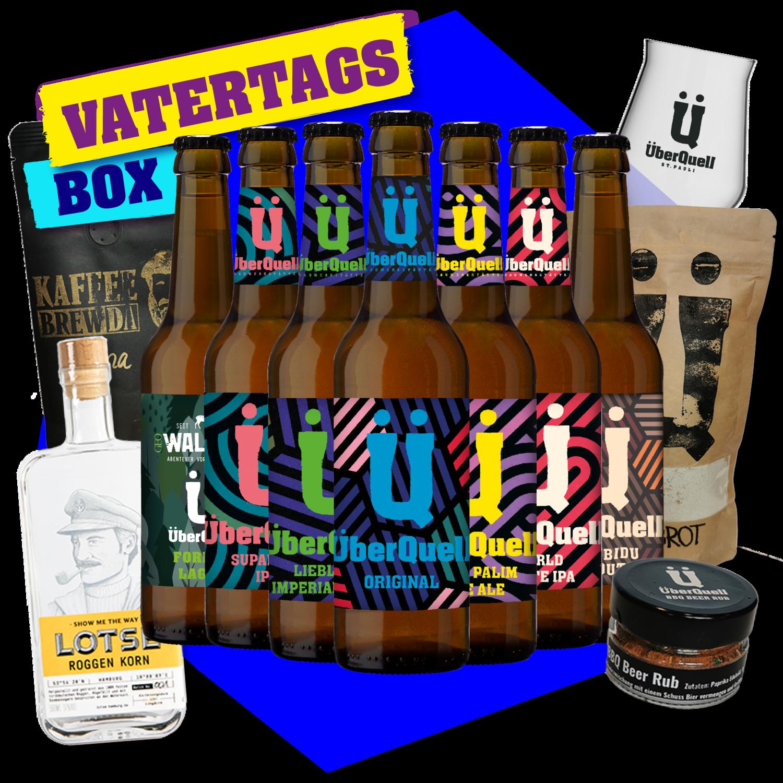 Vatertags-Box ÜberDeluxe
