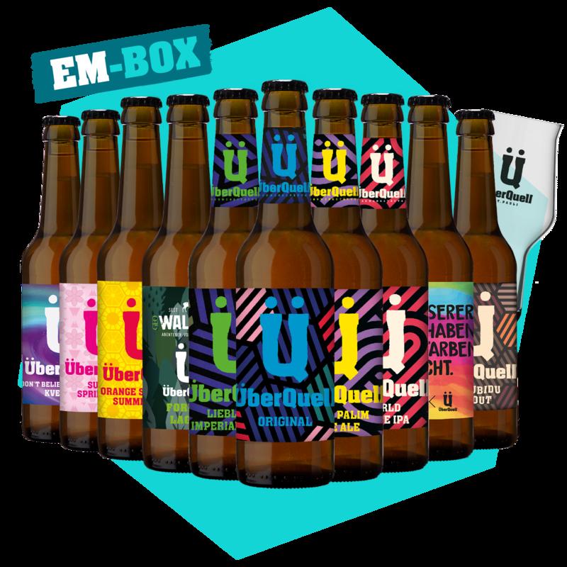 EM-Box: 11 Freunde müsst ihr sein (11er Box)