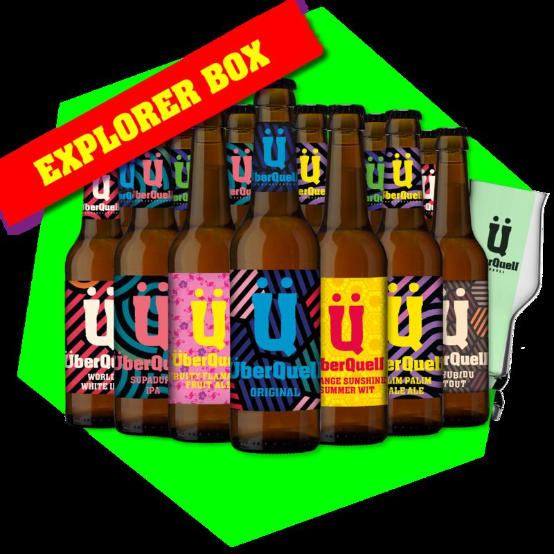 ÜberQuell Explorer Box