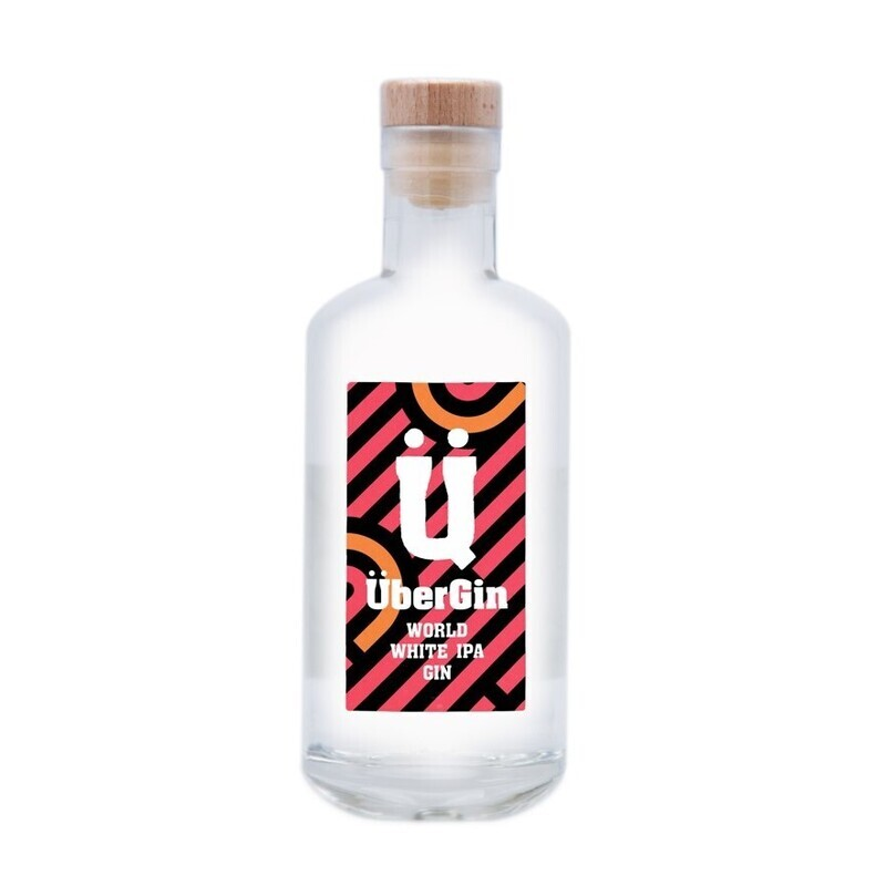 ÜberGin -  World White Rye Gin
