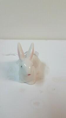 Porzellan Hase zum hängen