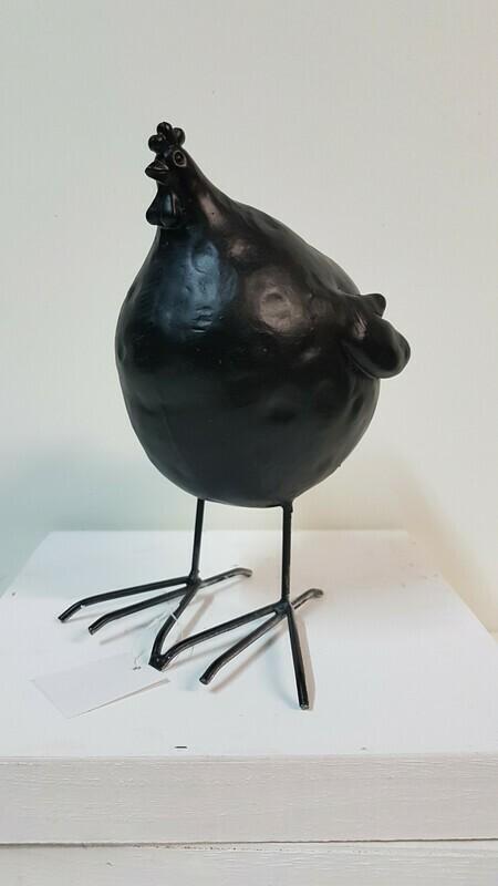Hühner mittel schwarz