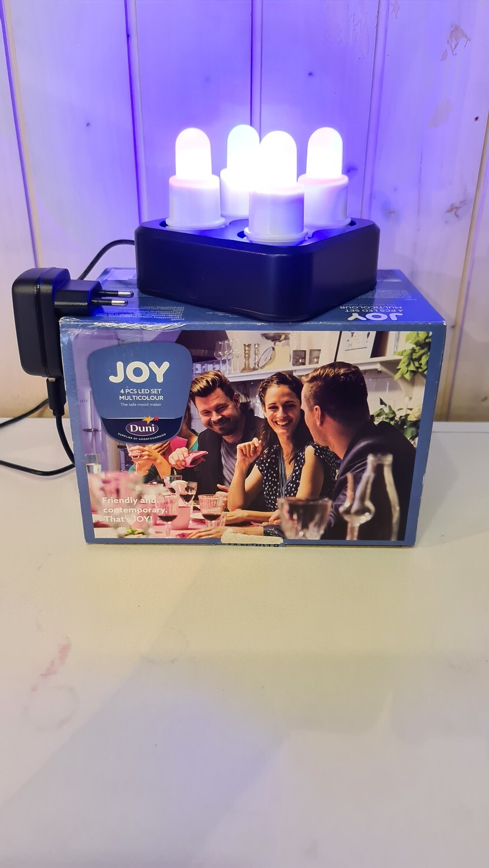 LED-Set Multicolor 4-er