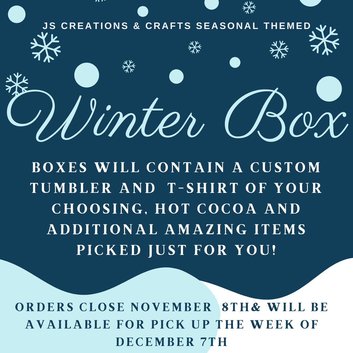 Winter Box (no shirt)