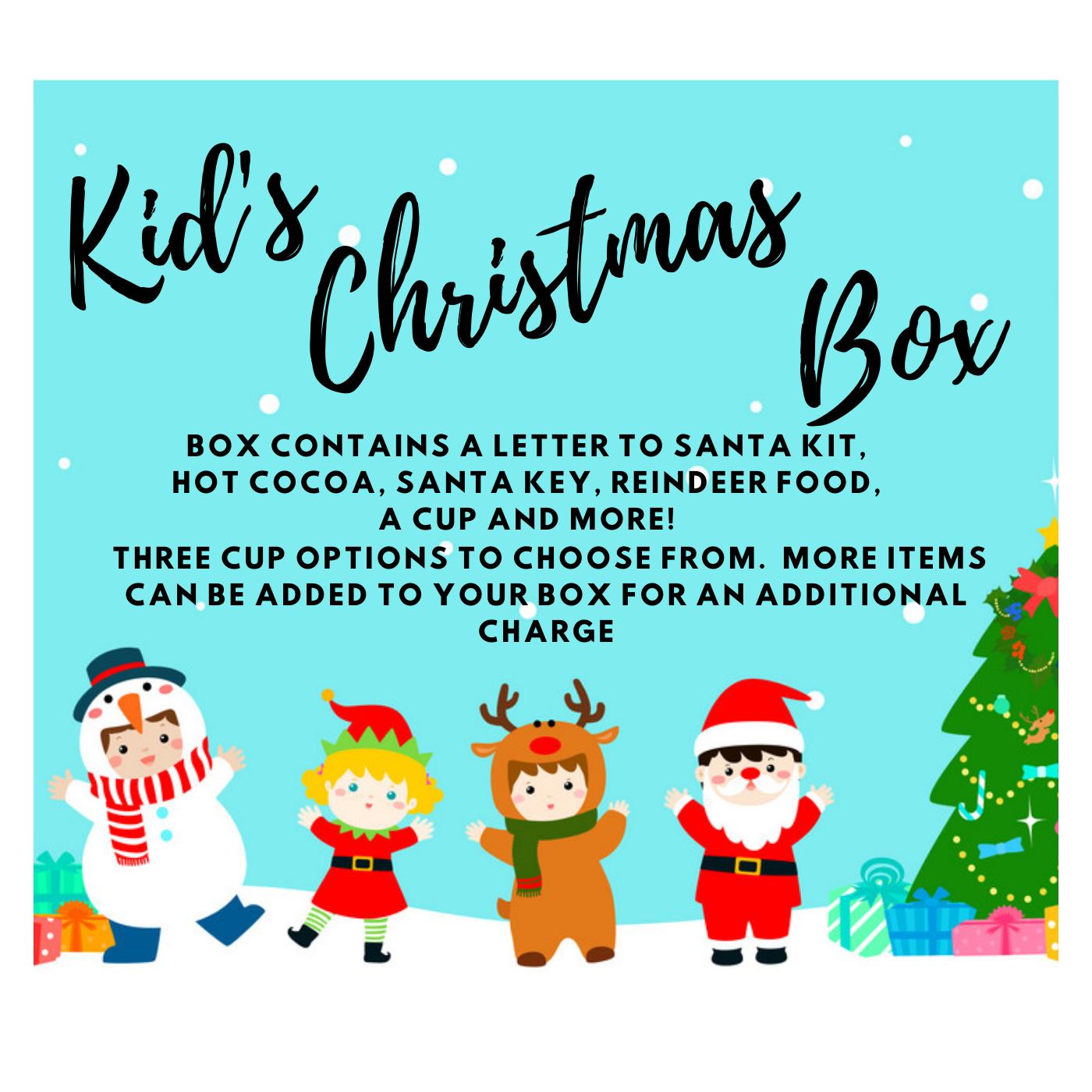 Kid's Christmas Box