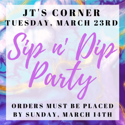 JT's Corner: Tuesday, March 23rd