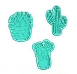 Cactus Cutters & Stamps