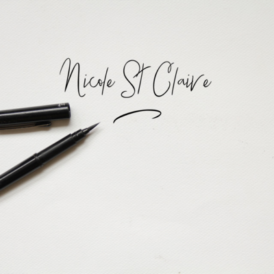 Custom Order - Nicole St Claire
