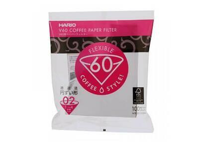Hario V60 Paper Filter 02