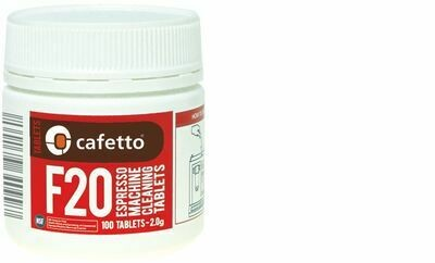 Cafetto F20 Cleaning Tabs 2.0g