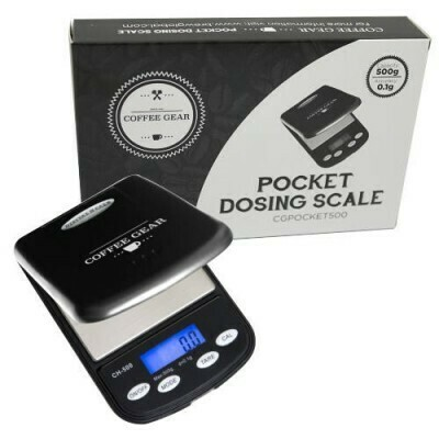 Rhino Coffee Gear 1kg Pocket Scale