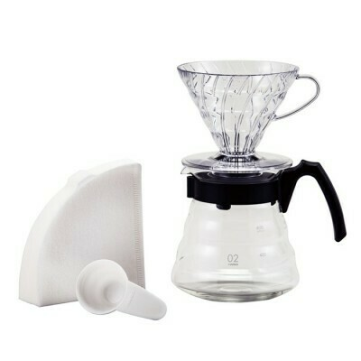 Hario Craft Coffee Maker Set 02 - Black