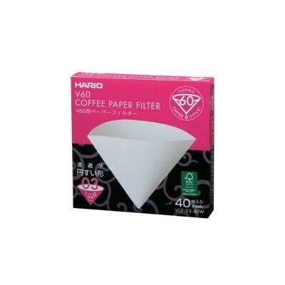 Hario V60 Paper Filter 03