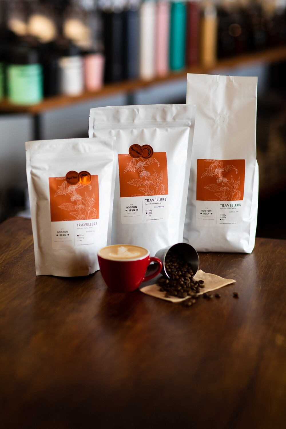 Travellers Specialty Coffee Blend