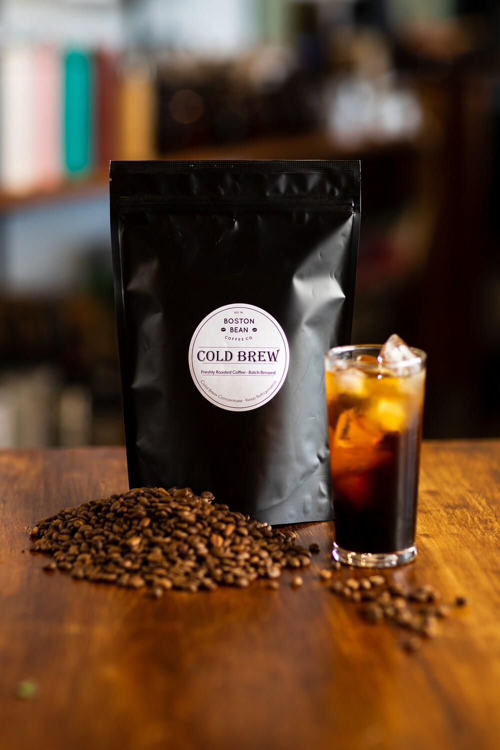 Cold Brew Coffee Blend