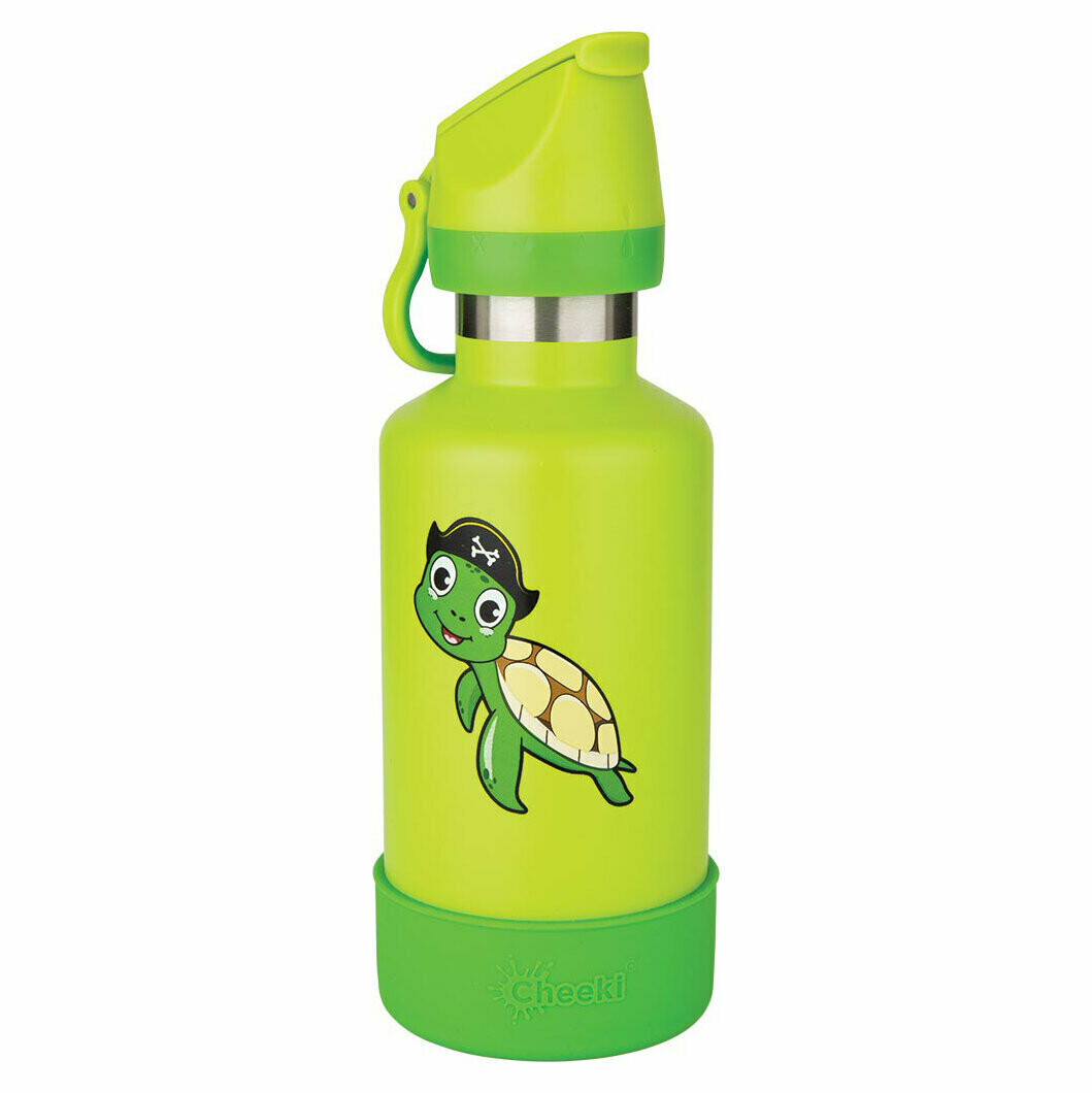 Cheeki - 400ml Kids Insulated Water Bottle