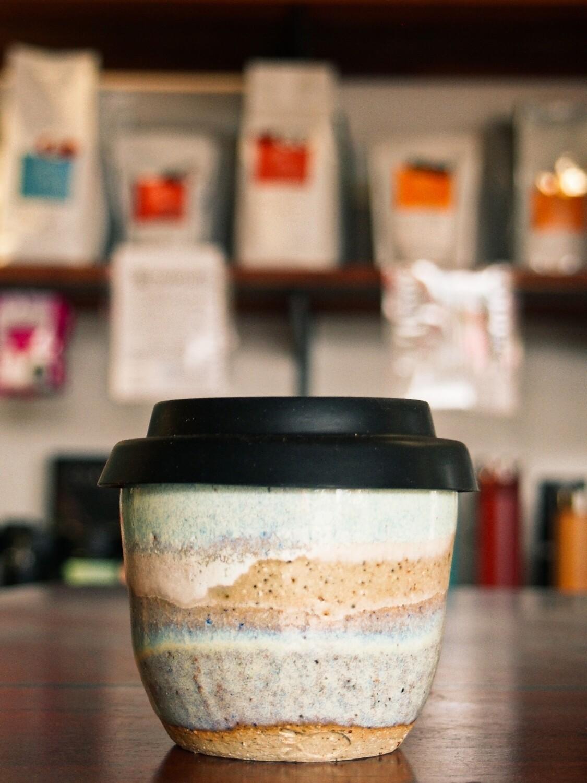 Mrs Fishers Pottery - Travel Mug