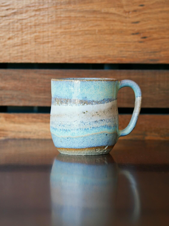Mrs Fishers Pottery - Belly Mug
