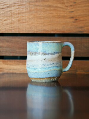 Mrs Fishers Pottery - Belly Mug