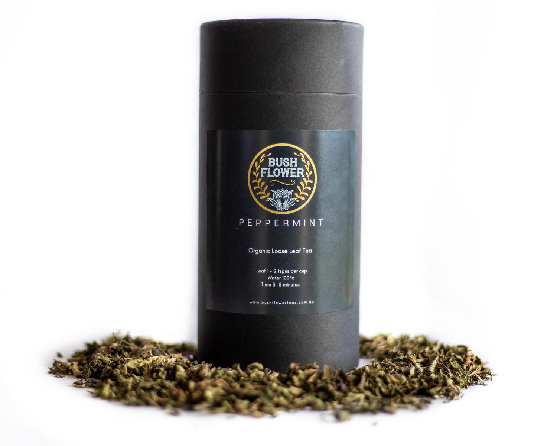 Bush Flower Tea - Peppermint