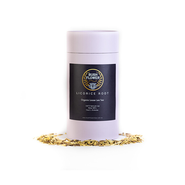 Bush Flower Tea - Licorice Root