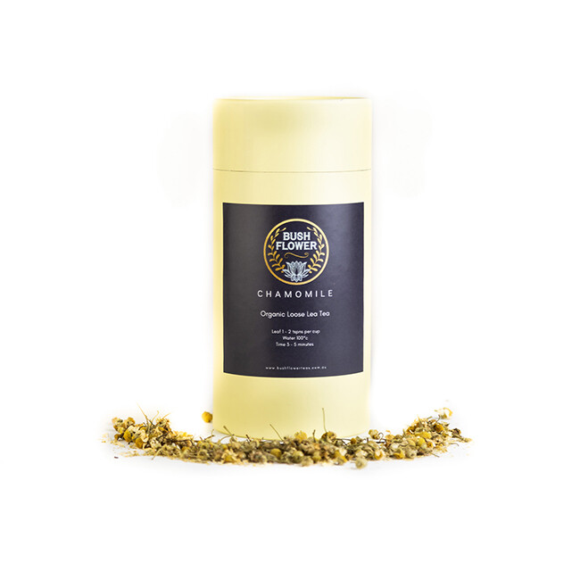Bush Flower Tea - Chamomile