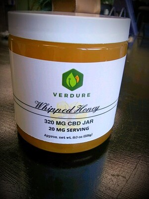 Verdure Whipped Honey