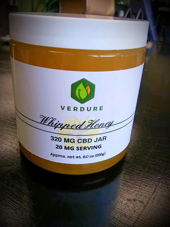 Verdure Whipped Honey