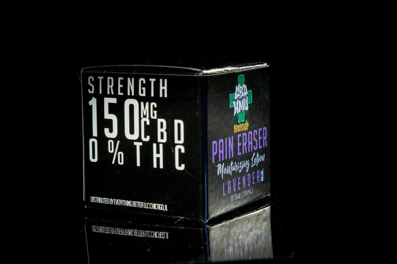 CBD HMU - Pain Eraser - Lavender - Various Sizes