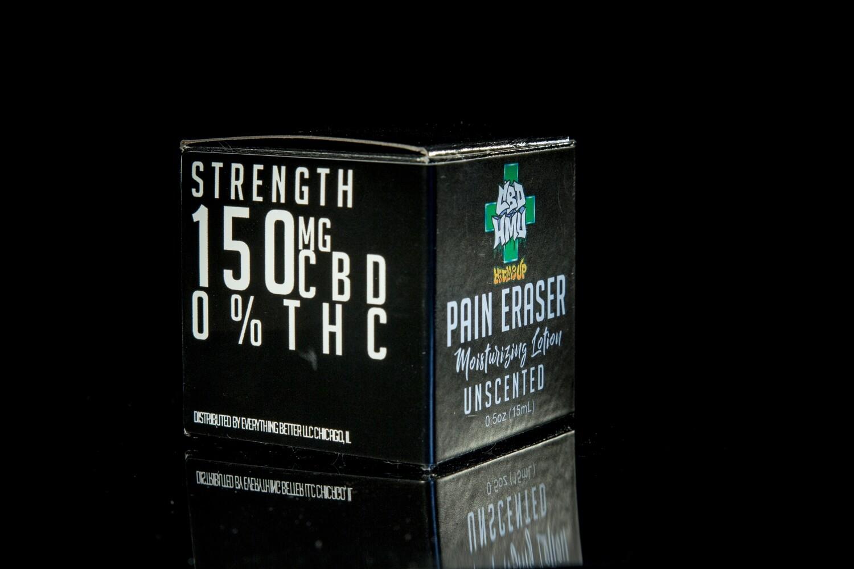 CBD HMU - Pain Eraser - Unscented - Various Sizes