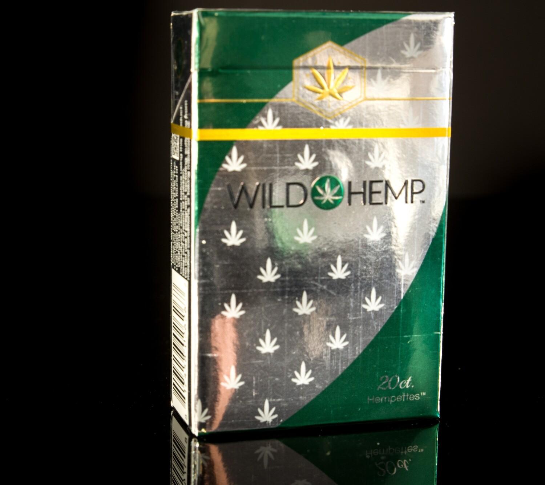 WILD HEMP - 20ct Hempettes
