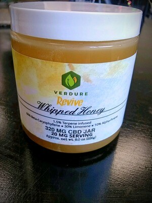 VERDURE - Whipped Honey - Revive