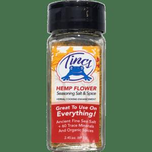 TINCS - Hemp Flower Seasoning Salt & Spice