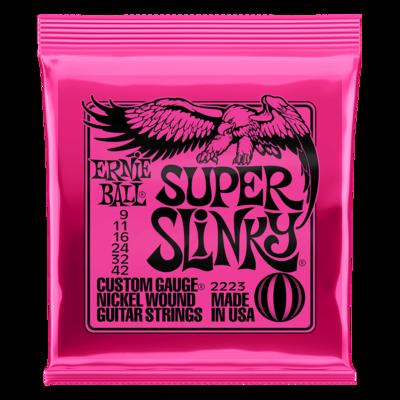 Ernie Ball Super Slinky Nickel Wound