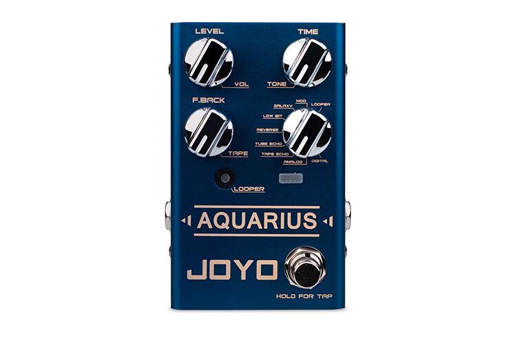 Joyo Aquarius R-07 Délai