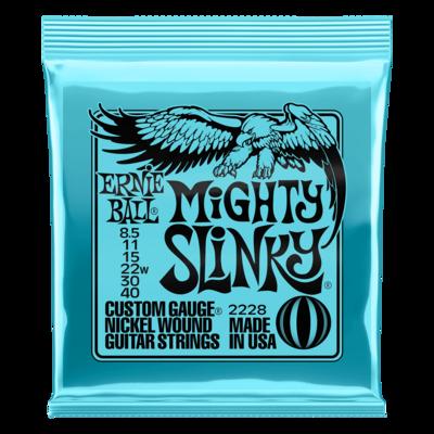 Ernie Ball Mighty Slinky Nickel Wound