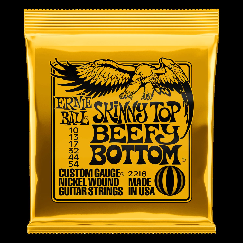 Ernie Ball Skinny Top Beefy Bottom Nickel Wound