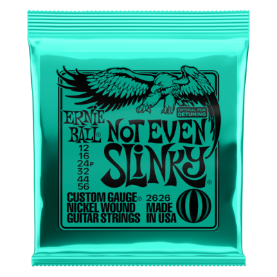 Ernie Ball Not Even Slinky Nickel Wound